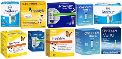 Buying Diabetic Test Strips Cash Paid Up to $40 each box