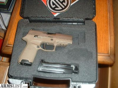 For Sale/Trade: SIG320C-9FDE