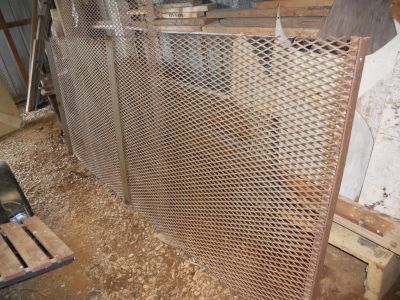 Expanded Wire Metal
