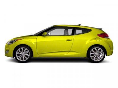 2012 Hyundai Veloster Base (26.2 Yellow)