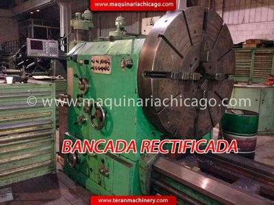 60 x 312 Heavy Duty GIANA Lathe