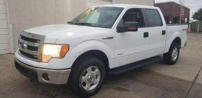 Used 2014 Ford F150 SuperCrew Cab for sale