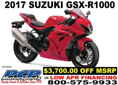 2017 Suzuki GSX-R1000 SuperSport Motorcycles Sacramento, CA