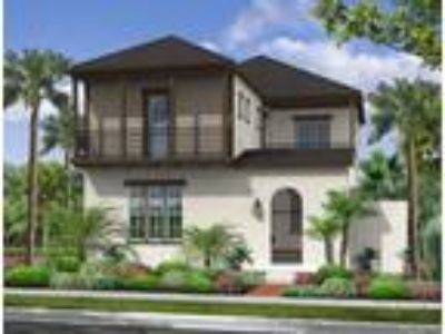 New Construction at 2608 Florencia Place, by Viera Builders