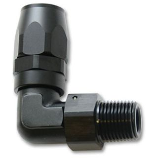 Sell Vibrant Performance 26900 90 Degree Male NPT Hose End Fitting Hose Size -6AN Pip motorcycle in Delaware, Ohio, United States, for US $17.50