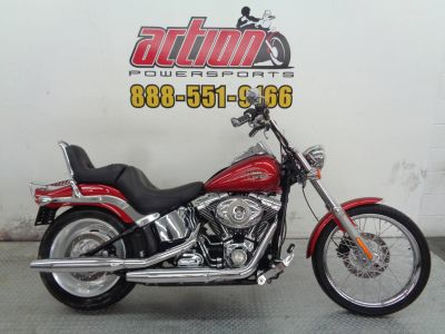 2009 Harley-Davidson Softail Custom Cruiser Motorcycles Tulsa, OK