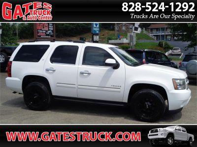 2010 Chevrolet Tahoe LT (White)