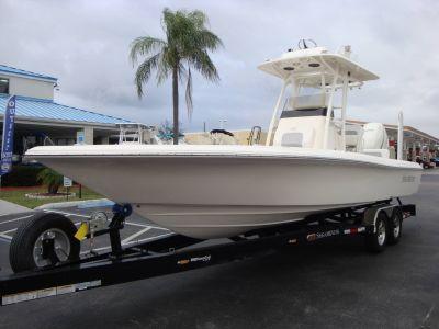2018 ShearWater 270 Carolina Flare Saltwater Fishing Boats Holiday, FL