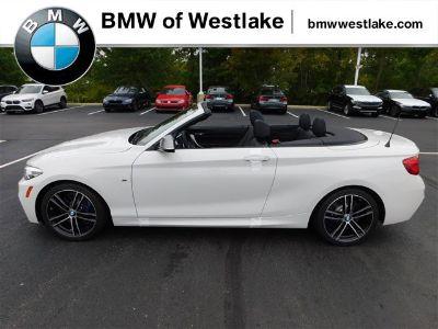 2019 BMW 2 Series M240i xDrive (Alpine White)