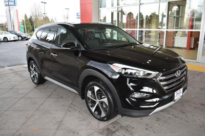 2018 Hyundai Tucson Limited (black noir pearl)