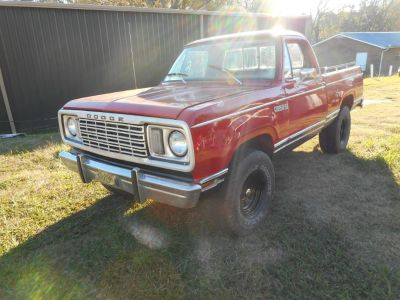 1978 Chevrolet S-10 LS (Red)