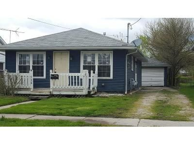 3 Bed 1 Bath Foreclosure Property in Walbridge, OH 43465 - W Perry St