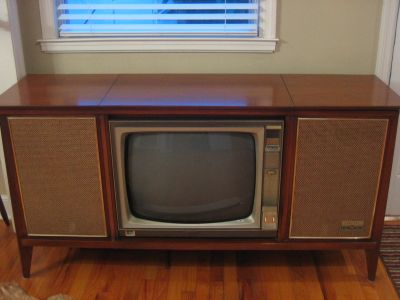 Looking for old console tv and or console stereo