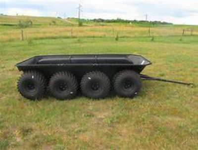 2018 Argo argo amphibious trailer General Purpose Trailers Ennis, TX