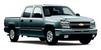 2006 Chevrolet Silverado 1500 LS (Dark Green Metallic)