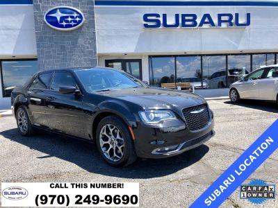 2016 Chrysler 300 S V6 (Gloss Black)
