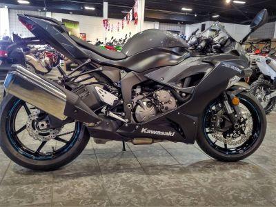 2019 Kawasaki NINJA ZX -6R ABS Motor Bikes Motorcycles Salinas, CA