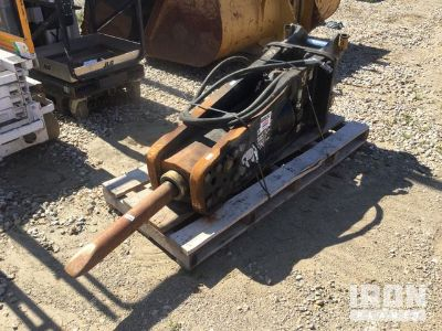 Cat H100 Hydraulic Breaker