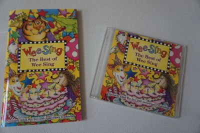 The Best of Wee Sing CD and Music/Lyric Book