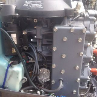 Sell 2007 Yamaha 90 HP 90TLR Fully Dressed Power Head motorcycle in Theodore, Alabama, United States, for US $2,800.00
