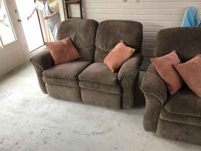 Lazy boy couches