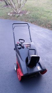 "CRAFTSMAN 21"" 123CC SINGLE-STAGE SNOWBLOWER"