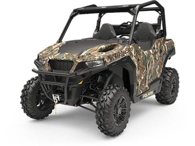 2019 Polaris General 1000 EPS Hunter Edition Side x Side Utility Vehicles Brazoria, TX