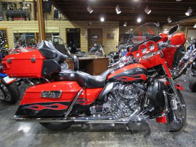 2010 Harley-Davidson CVO Ultra Classic Electra Glide Touring Motorcycles South Saint Paul, MN