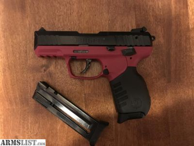 For Sale/Trade: Ruger sr 22 raspberry