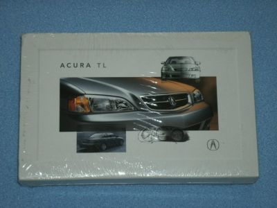 1999 Acura TL VHS promotional video