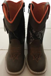 Size 8 toddler Cowboy Boots