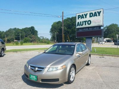 2006 Acura TL Base (Gold)
