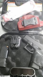 For Trade: Gen 4 Glock 26