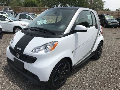 2015 smart fortwo Pure Hatchback Coupe 2D