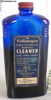 [WTB] Volkswagen Leather & Leatherette Cleaner