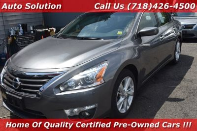2015 Nissan Altima 2.5 (gray)