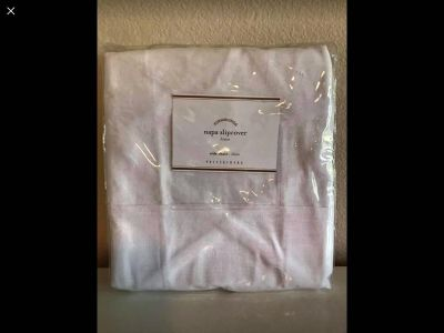 2 Pottery Barn Comfort Square Dining Chair Covers