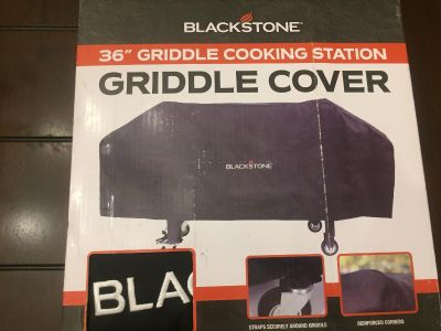 """NEW """"Blackstone 36"""" Griddle Cover- Never out of box."""
