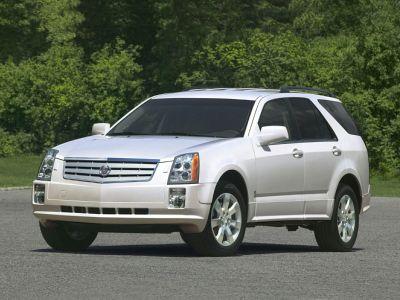 2009 Cadillac SRX V6 (Gold Mist)