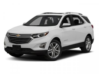 2018 Chevrolet Equinox Premier (Summit White)
