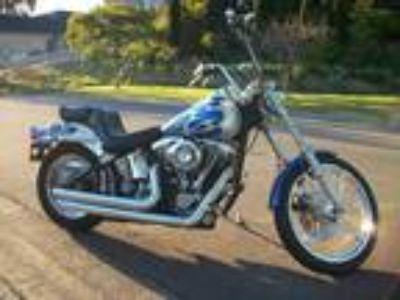 1986 Harley-Davidson Custom Softail