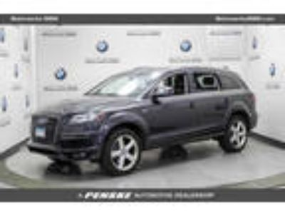 used 2011 Audi Q7 for sale.