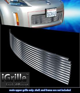 Buy Fits 2003-2005 Nissan 350Z Stainless Steel Billet Grille Insert motorcycle in Ontario, California, United States