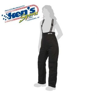 Find ARCTIC CAT Women's Black PREMIUM Winter Snowmobile Pants / Bibs 5240-98_ motorcycle in Kaukauna, Wisconsin, United States, for US $94.99