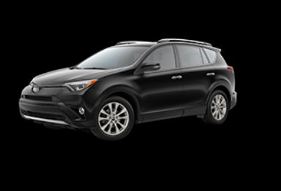 2018 Toyota RAV4 Limited (Black)