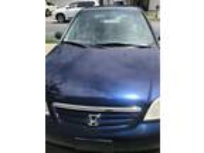 2003 Honda Civic Honda Civic 2003 with Moonroof