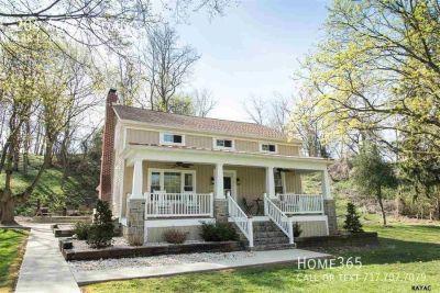 29 acres 4 bedroom farm house