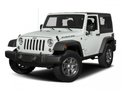 2018 Jeep Wrangler Rubicon (Black Clearcoat)