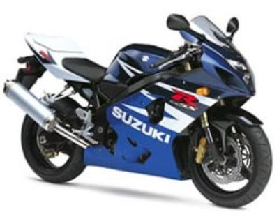 2004 Suzuki GSX-R600 SuperSport Motorcycles Houston, TX
