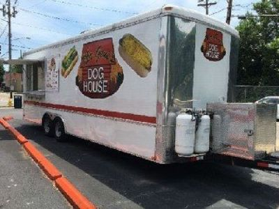 We Are Selling Concession Food Trailer ((( 11 ))) Work For Capable